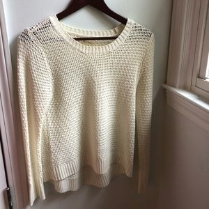 White billabong sweater *only worn once*